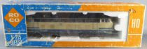 Roco 4151 Ho Db Diesel Locomotive BR V215 033-2 Blue & Cream Light with box