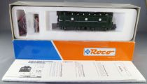 Roco 43474 Ho Sncf Electric Loco BB 333 Series 300 Green Livery with Light Near Mint in Box
