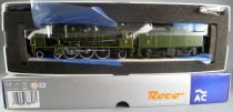 Roco 68306 Ho Sncf Steam Loco 231 E 22 Green Digital Sound 3 Tracks Mint in box