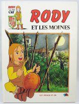 Rody le Petit Cid - Edition G. P. Rouge et Or A2 - Rody et les moines