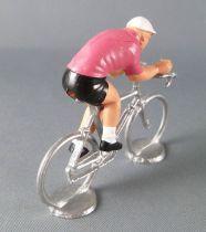 Roger - Cycliste Métal - Equipe Mauve Rouleur Amovible Tour de France
