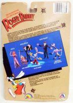 Roger Rabbit - Figurine flexible 15cm LJN 1988 - neuve sous blister