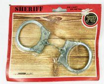 """Romanelli Giocattoli - Paire de Menottes \""""Sheriff\"""""""