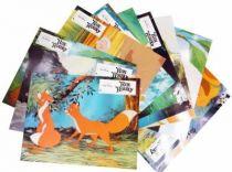 Rox & Rouky - Set of 12 Lobby Cards