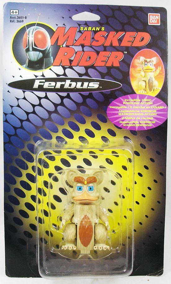 Saban\'s Masked Rider - Bandai - Ferbus