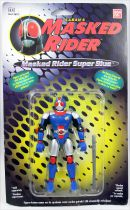 Saban\'s Masked Rider - Bandai - Masked Rider Super Blue