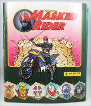Saban\'s Masked Rider - Panini Stickers collector book 1996