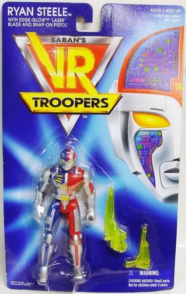 Saban\'s VR Troopers - Kenner - Ryan Steele