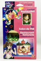 Sailor Moon - Bandai - Mini Salon de Thé