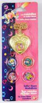 Sailor Moon - Bandai - Sailor Moon Medaillons