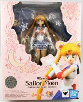 "Sailor Moon - Bandai S.H.Figuarts - Sailor Moon Usagi Tsukino \""Animation Color Edition\"""