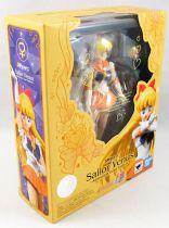 "Sailor Moon - Bandai S.H.Figuarts - Sailor Venus Minako Aino \""Animation Color Edition\"""