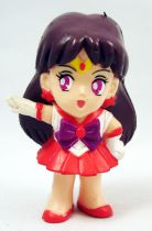 Sailor Moon - Figurine PVC Super-Deformée - Sailor Mars - Bandai