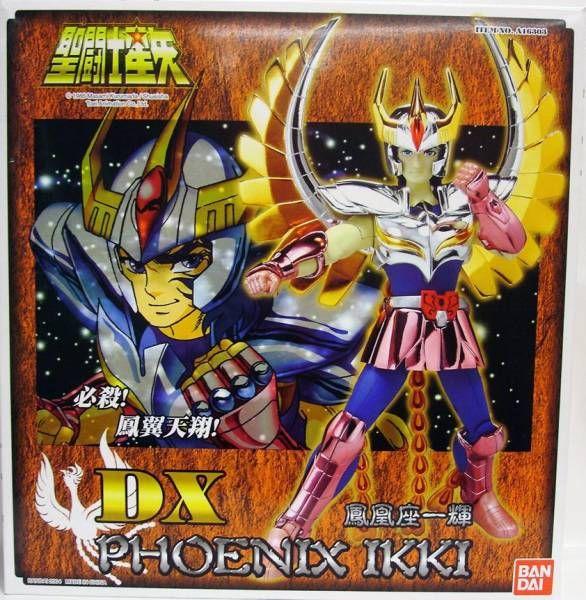 Saint Seiya - Action Saint DX - Phoenix Ikki