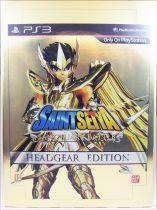 "Saint Seiya - Bandai - \""Sanctuary Battle\"" PS3 video game - Headgear Edition"