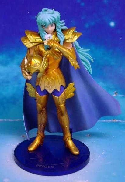 Saint Seiya - Bandai - Agaruma Figure - Aphrodite des Poissons