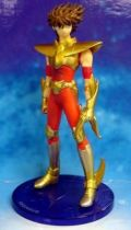 Saint Seiya - Bandai - Agaruma Figure - Pegasus Seiya v.2 \'\'gold\'\'