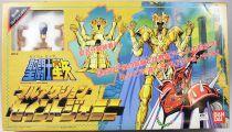 Saint Seiya - Bandai - Full Action Saint - Gemini Saga & Pope Ares