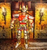 Saint Seiya - Bandai - Heavy Metal Saint Cloth - Set complet : Seiya, Shiryu, Hyoga (loose)
