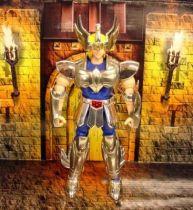 Saint Seiya - Bandai - Heavy Metal Saint Cloth - Set of 3 : Pegasus Seiya, Dragon Shiryu, Cygnus Hyoga (loose)