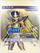 "Saint Seiya - Bandai - Jeu PS3 ""La Bataille du Sanctuaire\"" Headgear Edition"