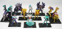 Saint Seiya - Bandai - Soul of Hyper Figuration - series 1 - Set of 14 figures