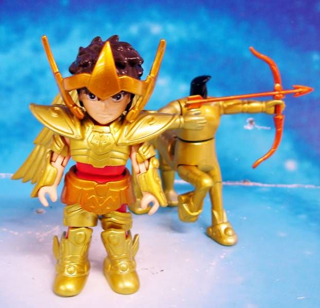 Saint Seiya - Banpresto - Cloth Up Figure - Sagittarius Seiya (loose)