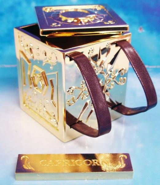 Saint Seiya - Dream Box - Set of 12 Gold Saints Pandora Boxes
