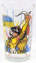 Saint Seiya - Drinking glass - Seiya & Ikki