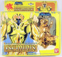 Saint Seiya - Gemini Gold Saint - Saga (Bandai Spain)