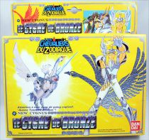 Saint Seiya - Hyoga - Chevalier de Bronze du Cygne \'\'Version 2\'\' (Bandai France)