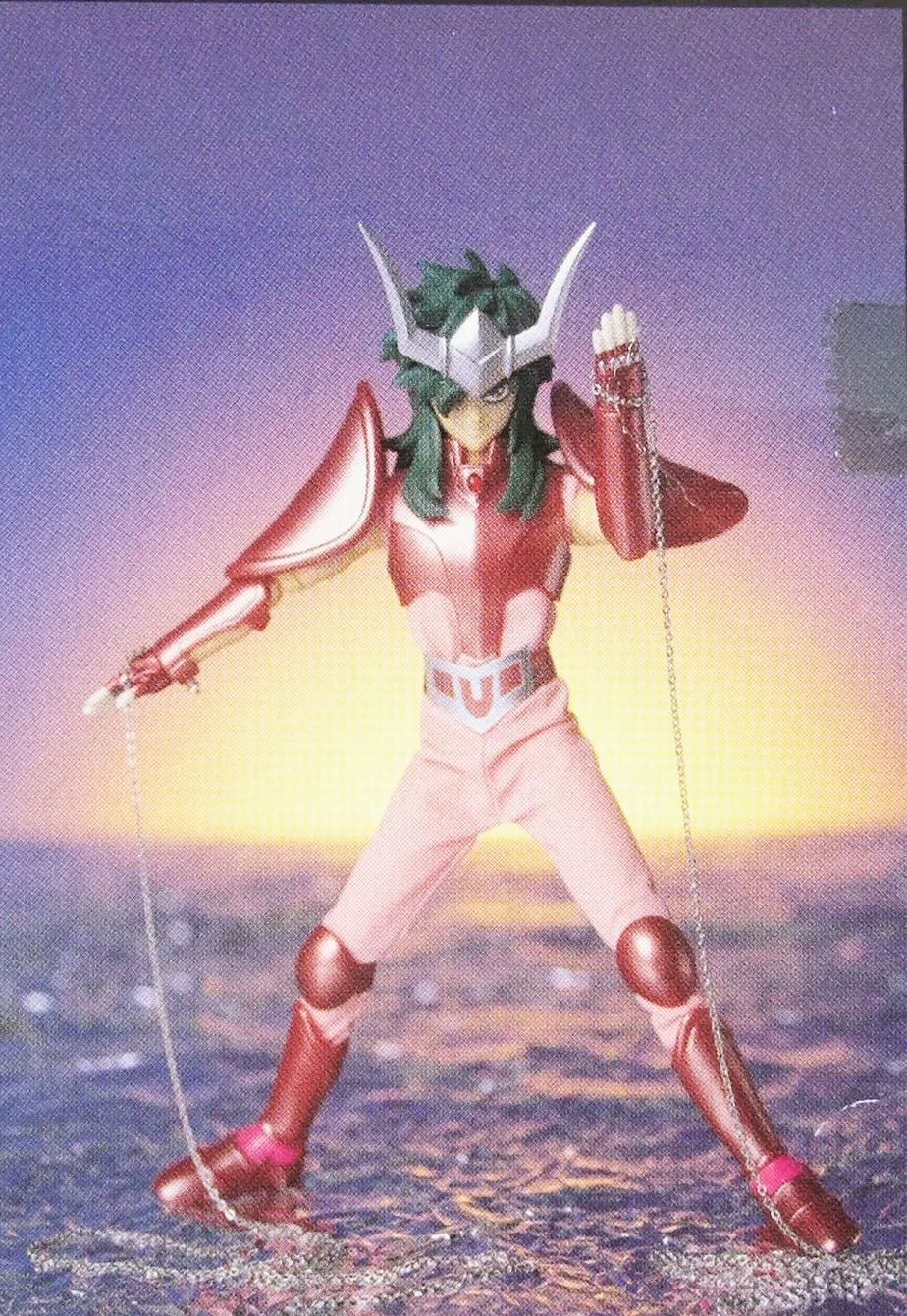 Saint Seiya - Hyper Hero Real Action Doll - Shun Chevalier d\'Andromède - Ohtsuka Kikaku