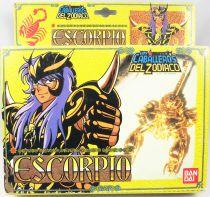Saint Seiya - Milo - Chevalier d\'Or du Scorpion (Bandai Espagne)