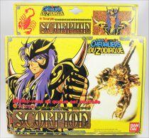 Saint Seiya - Milo - Chevalier du Scorpion (Bandai France)