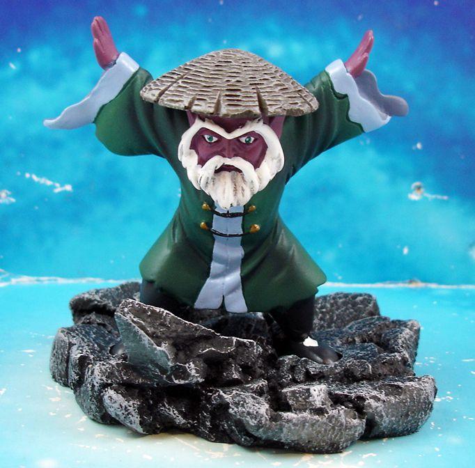 Saint Seiya - Mini-statue - Dohko, le Vieux Maître des Cinq Pics