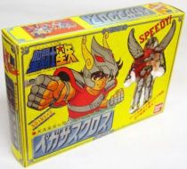 Saint Seiya - Pegasus Bronze Saint - Seiya \'\'version 1\'\' window box (Bandai Japan)