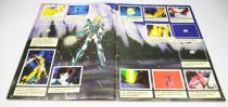 Saint Seiya - SFC 1990 Stickers collector book