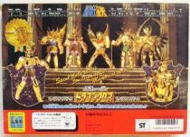 Saint Seiya - Shiryu - Chevalier de Bronze du Dragon \'\'Memorial version\'\' (Bandai Japon)
