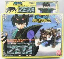 Saint Seiya - Syd de Mizar - Guerrier Divin de Zeta (Bandai Espagne)