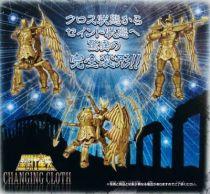 Saint Seiya - Unifive - Figurine Changing Cloth - Seiya du Sagittaire