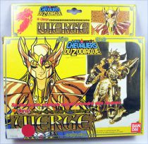 Saint Seiya - Virgo Gold Saint - Shaka (Bandai France) (early plain box)