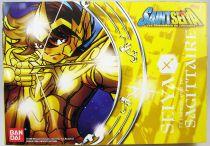 Saint Seiya (Bandai France) - Seiya - Chevalier d\'Or du Sagittaire