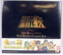 Saint Seiya (Bandai HK) - Coffret des 5 Chevaliers de Bronze v2 Power of Gold
