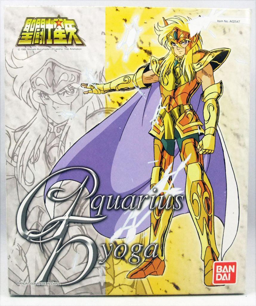 Saint Seiya (Bandai HK) - Hyoga - Chevalier d\'Or du Verseau