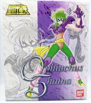 Saint Seiya (Bandai HK) - Ophiucus Silver Saint - Shaina