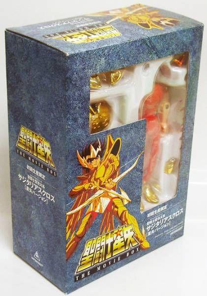 Saint Seiya (Bandai HK) - Seiya - Chevalier d\'Or du Sagittaire