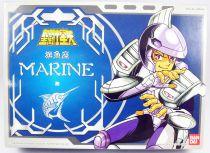 Saint Seiya (Bandai HK) - Ushio - Chevalier d\'Acier de la Mer (Espadon)