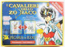 Saint Seiya (Giochi Prezuiosi Italy) - New Pegasus Bronze Saint - Seiya