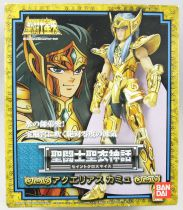 Saint Seiya Myth Cloth - Aquarius Camus