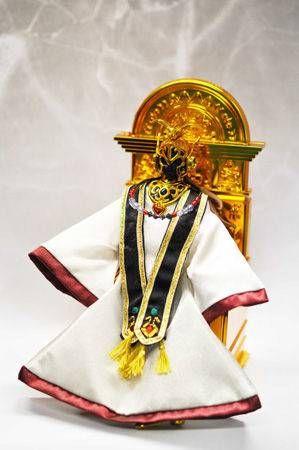 Saint Seiya Myth Cloth - Grand Pope Shion \'\'Gold Saint Campaign Exclusive\'\'